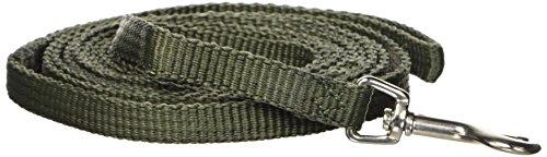 (Hamilton Cotton Drab Training Lead, 5/8-Inch by 10-Feet, Olive)