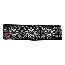 Norlender 100% Norwegian Wool Dot Print Headband