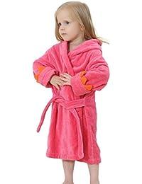 Dinosaur Hooded Towel for Kids Bath Robe Toddler