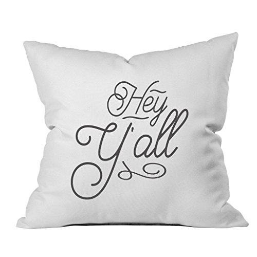 Oh Susannah 18x18 Throw Pillow