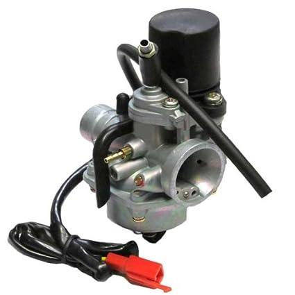 Caltric Carburetor Fits Polaris SPORTSMAN 90 2001-2006 Electric Choke Carb