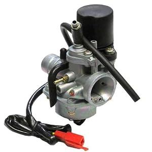 amazon.com: caltric carburetor fits polaris sportsman 90 2001-2006 electric choke carb: automotive polaris predator 90 carburetor diagram polaris predator 500 wiring diagram #12