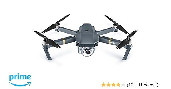 Amazon.com : DJI - Mavic Pro Quadcopter Remote Controller - Gray ...