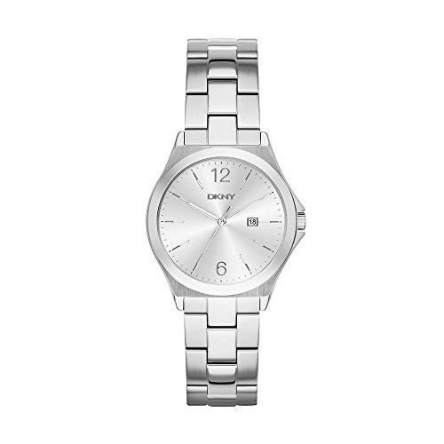 DKNY Women's NY2365 PARSONS Silver Watch