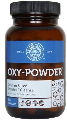 Colon Cleanser & Natural Laxative Overnight Constipation Relief Pills#Oxy-Powder® - 60 Capsules (Oxy Clean Natural compare prices)