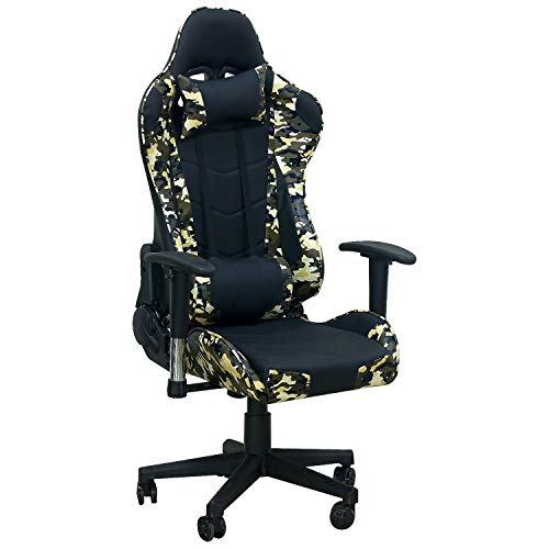 Labradores-Gaming-Chair-Office-Chair-PU-Leather-High-Back-Desk-Chair-for-Adult-Teens-Adjustable-Ergonomic-Computer-Desk-Chair-with-Headrest-and-Memory-Foam-Lumbar-Support