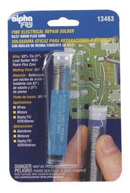 Alpha Metals 13463 .5oz Electric Repair - Metals Alpha Solder