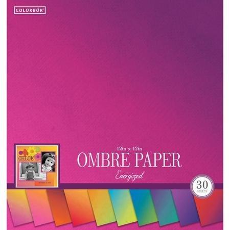 12 x 12 Colorbok 68259E Paper Crafts Multicolor