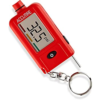 Accutire Tire Pressure Gauge with Tread Depth Gauge