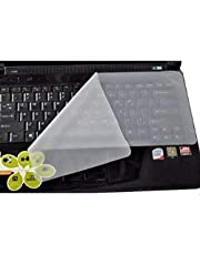 Universal Silicone Keyboard Protector Skin for Laptop Notebook