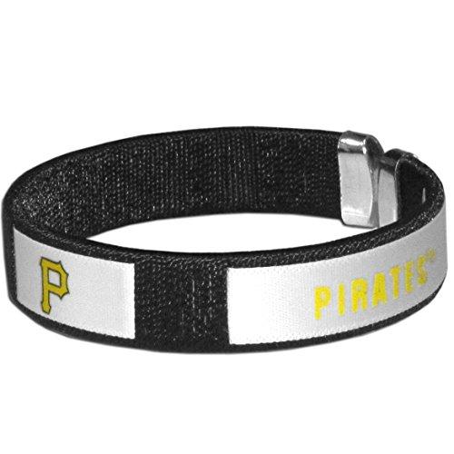 Siskiyou Pittsburgh Pirates - MLB Fan Band Bracelet ()