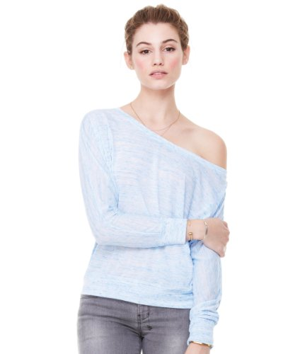 Bella - Camiseta - para mujer gris Grey Triblend medium