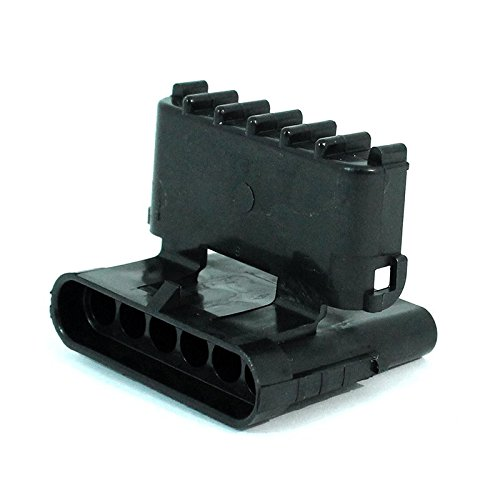 Terminal Kit 18-20 GA Delphi Connection Systems Delphi Packard 6 Circuits Waterproof Weatherpack