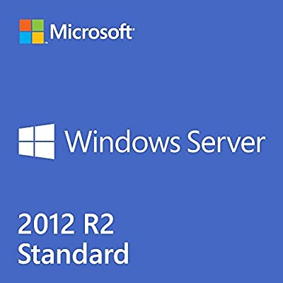 Microsoft Windows Server 2012 R2 Standard OEM (2 CPU/2 VM) - Base License - Latest version/ Special Edition