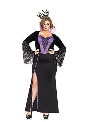Leg Avenue Women's Plus-Size Evil Queen