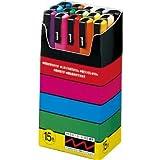 4 Set X Uni-posca Paint Marker Pen - Fine Point / PC-3M15C