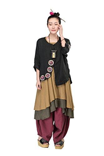 Linen Womens Jacket - 7