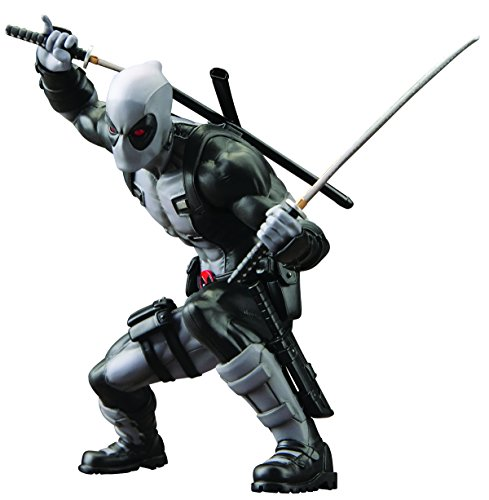 Kotobukiya Deadpool Marvel Now ArtFX+ Statue (X-Force Version)