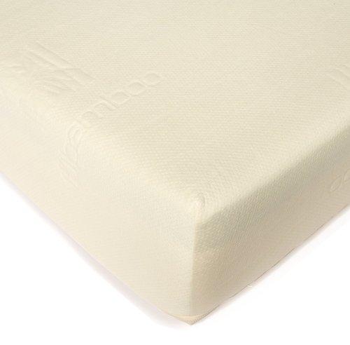 Sleep Creations 10-Inch Premium Memory Foam Mattress with Aerus Natural Memory Foam Comfort Layer, (Aerus Natural)