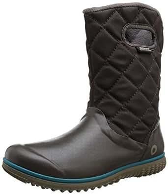 Amazon.com | Bogs Women's Juno Mid Winter Snow Boot | Shoes