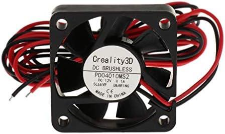 Ventilador De La Impresora 3D 40 * 10 Mm De Alta Velocidad del ...
