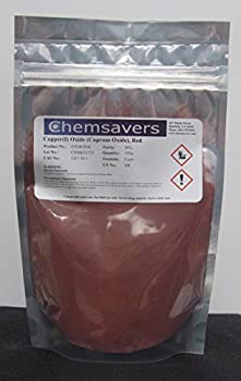 Copper(I) Oxide, (Cuprous Oxide), Red, 99%, 500g