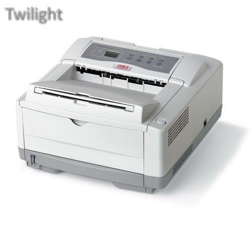 B4600n Printer (OKI B4600n Monochrome LED Printer with PostScript (Beige))