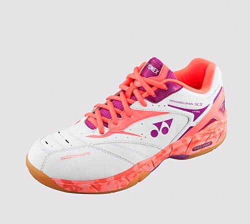 Yonex SHB SC5 Badminton Shoes coral orange
