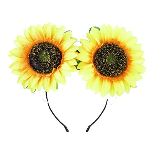 DDazzling Sunflower Crown...