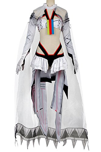 Fate/Grand Order FGO White Saber Altera Altila Etzel Attila Cosplay Costume Suit Dress - Saber Alter Costume