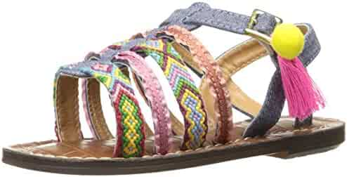 Sam Edelman Kids Kids' Gigi Nancy Embellished-t Flat