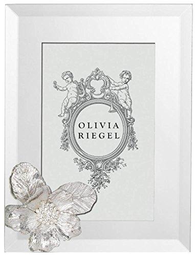 SILVER BOTANICA 4x6 frame by Olivia Riegel - ()