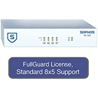 Sophos UTM SG 105 Security Appliance StandardProtect Bundle with 4 GE ports, FullGuard License, Standard 8x5 Support - 1 Year