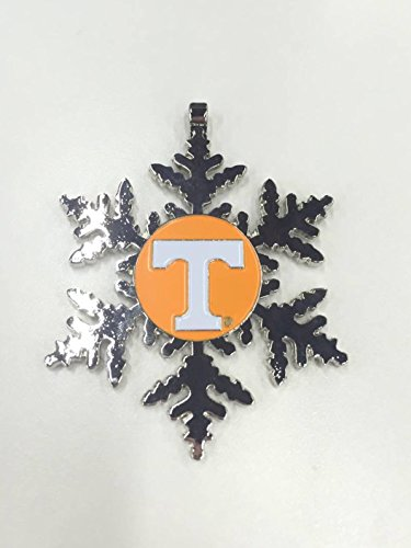 Tennessee Volunteers Christmas Stocking - Collegiate Pulse UNIVERSITY OF TENNESSEE VOLUNTEERS NCAA SNOWFLAKE CHRISTMAS ORNAMENT