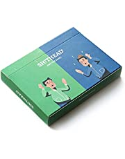 SH!THEAD CARD GAME AND THE DARES