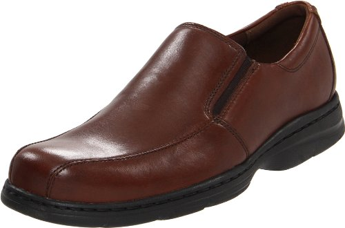 (Dunham  Men's Blair Slip-On,Brown Smooth,10.5 2E US)