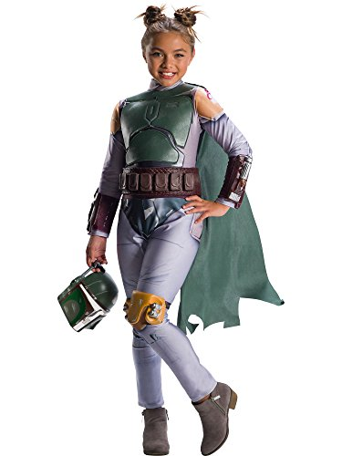 Rubie's Star Wars Child's Classic Boba Fett Costume, -