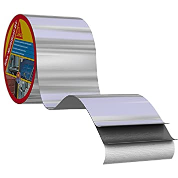 Sika sika multiseal bt - Banda butilo adhesivo/a multiseal-bt 10cm aluminio: Amazon.es: Bricolaje y herramientas