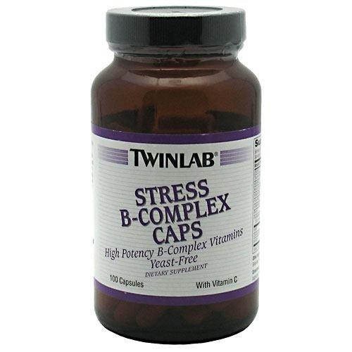 Twinlab B Complex W/Vit C Stress 100 Cap by Twinlab