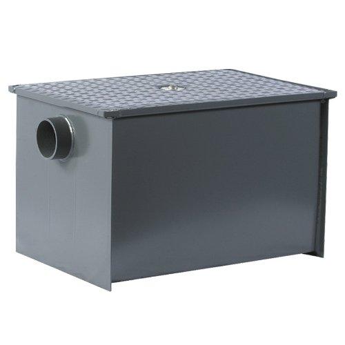 Grease Interceptor - 70 lb. Capacity - 70 Lb Grease Trap