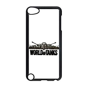 Kawaii Back Phone Case For Kid For Ipod Touch 5 Design With The World Of Tank Choose Design 1