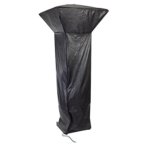 Fire Sense Square Vinyl Patio Heater Cover (Cover Well Heater)