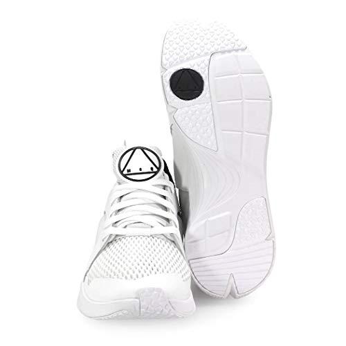 Mcq Mujer Gishiki Zapatos Zapatilla Mcqueen Low De Blanca By Alexander 1Uq1Y5TwKx
