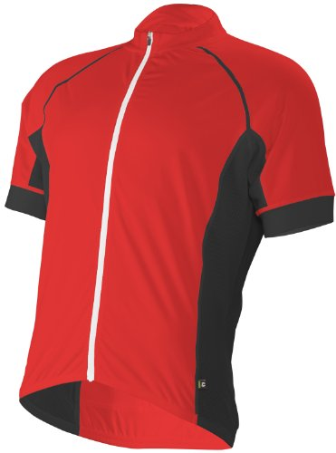 Cannondale Men's Prelude Jersey, Red, ()
