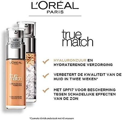 Maquillaje de LOréal Paris Perfect Match, N2 Vainilla, 1er Pack ...