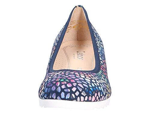 Bailarina River Epworth De Las De Flower Mujeres De De Zapatos Moderna Stamp Gabor qawSUcA5