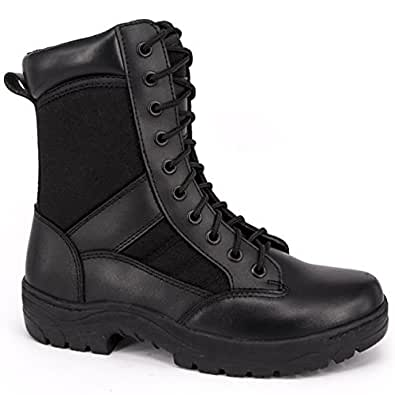 Amazon.com: WIDEWAY Men's 8'' inch Military Tactical Boots ... - photo #40