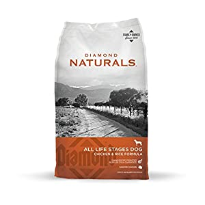 Diamond Naturals All Life Stages Real Meat Recipe Dry Dog Food With Premium Ingredients And Real Cage Free Chicken 40Lb 2