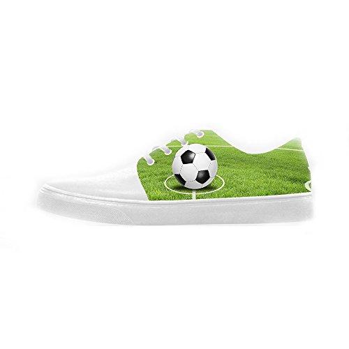 Custom Scarpe Women's Calcio Le Canvas Scarpe Sport Shoes 6AB6qFr