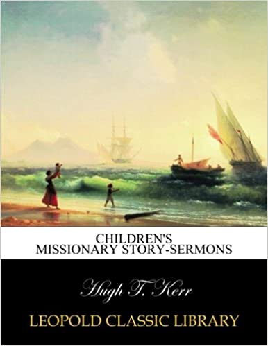 Book Children's missionary story-sermons